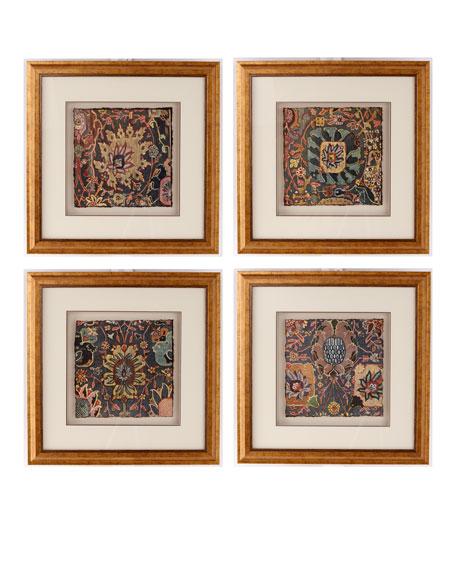 """""""Persian"""" Colored Lattice Prints"""