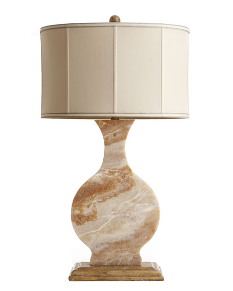 Marble Silhouette Lamp