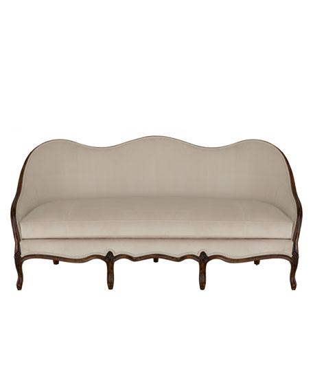 """""""Becka"""" Tight-Back Sofa"""