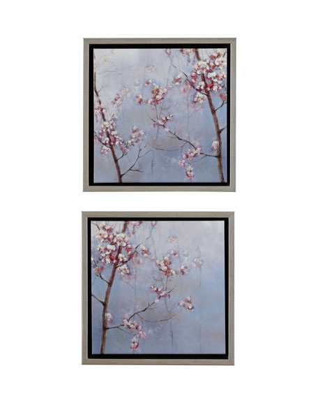 Two Cherry Blossom Prints