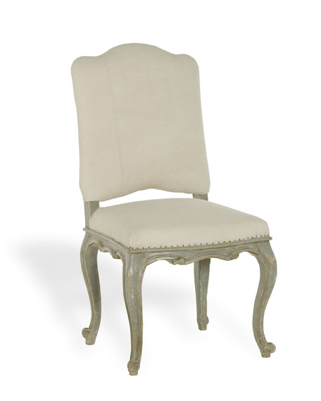 Rococo-Style Dining Chair