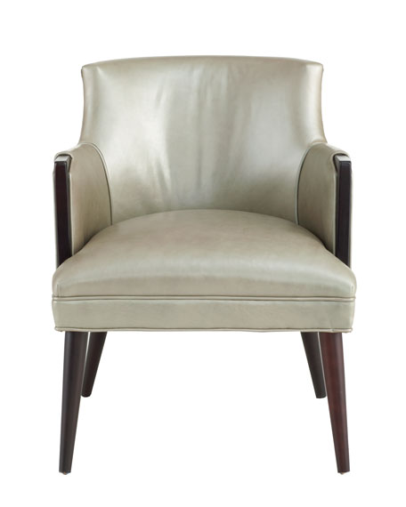 Metro Leather Chair