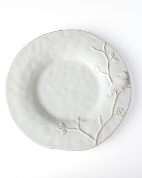 12-Piece Bird on Branch Dinnerware Service