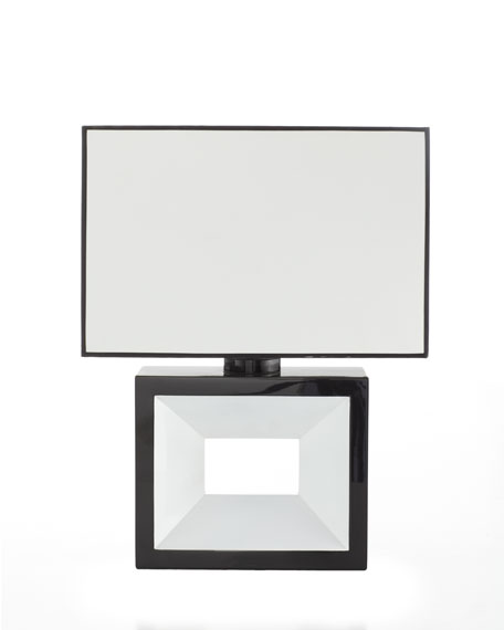 Lacquered Table Lamp