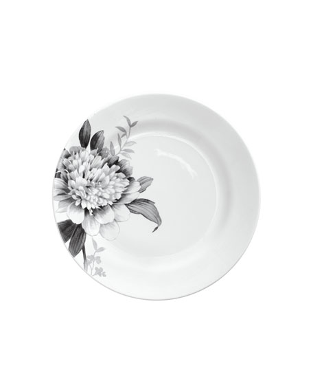 "Four-Piece ""Moonlit Garden"" Dinnerware Place Setting"