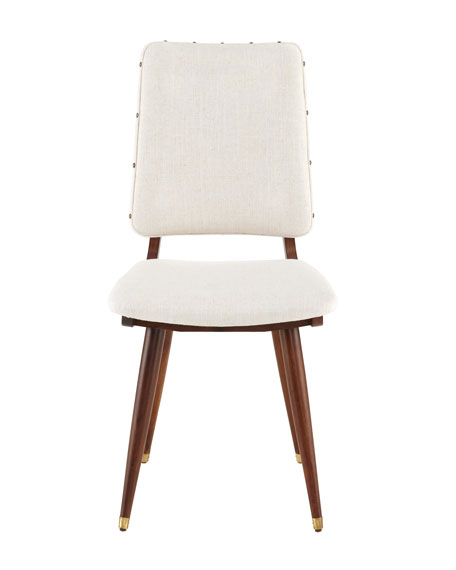 """Joellen"" Linen Chair"