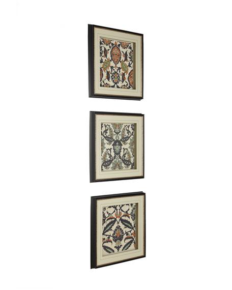 """""""Persian Tiles"""" Wall Decor"""