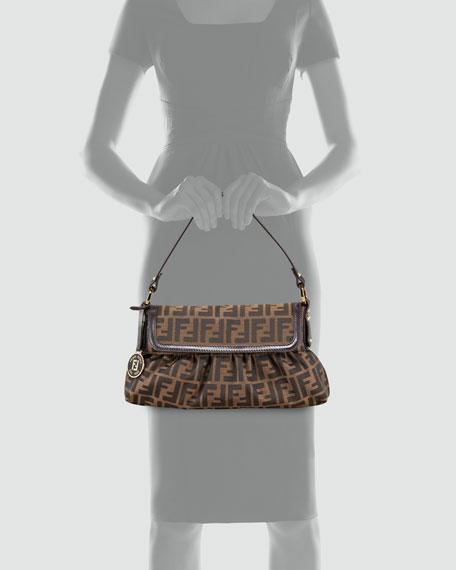 Zucca Canvas Chef Shoulder Bag