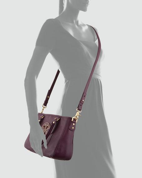 Amanda Mini Satchel Bag, Tribe Violet