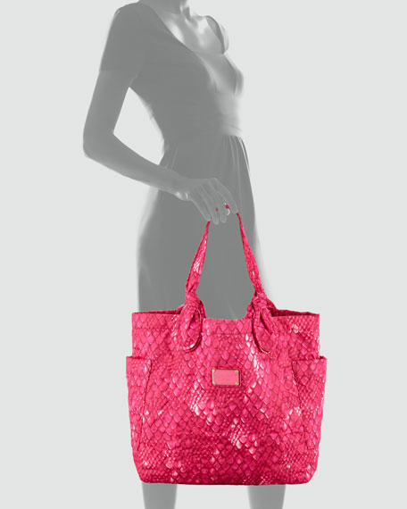 Pretty Nylon Tate Bag, Pink