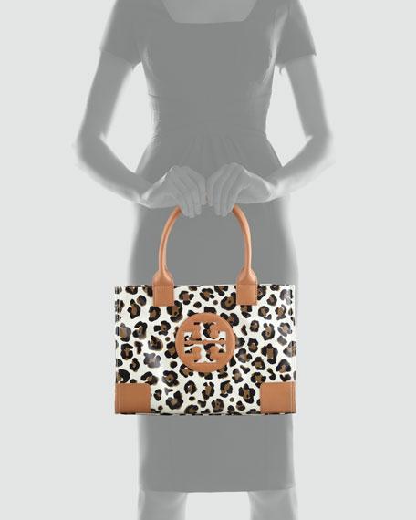 Ella Mini Animal-Print Tote Bag