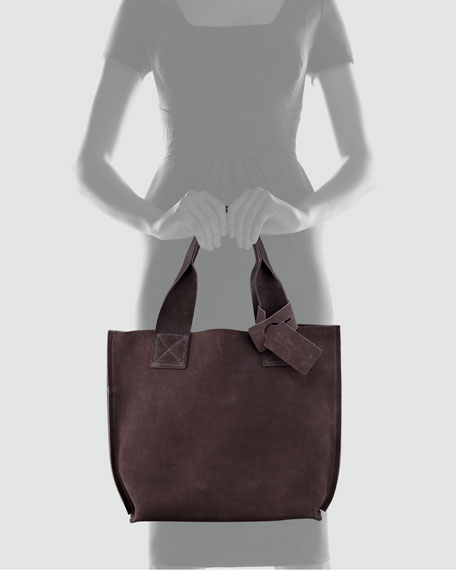 Shopper Small Tote Bag, Charcoal