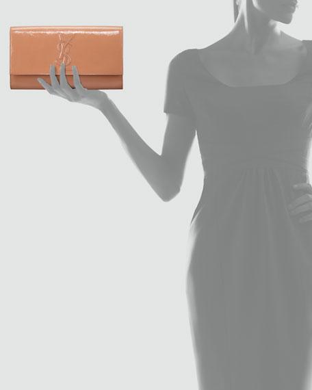 Belle De Jour Clutch Bag, Nude