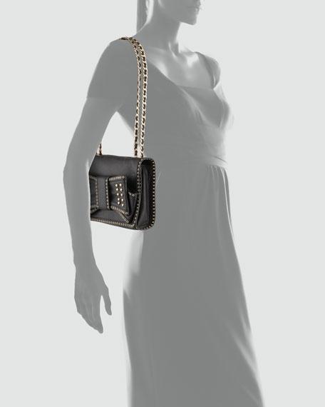 Sweetie Bow Bag, Black