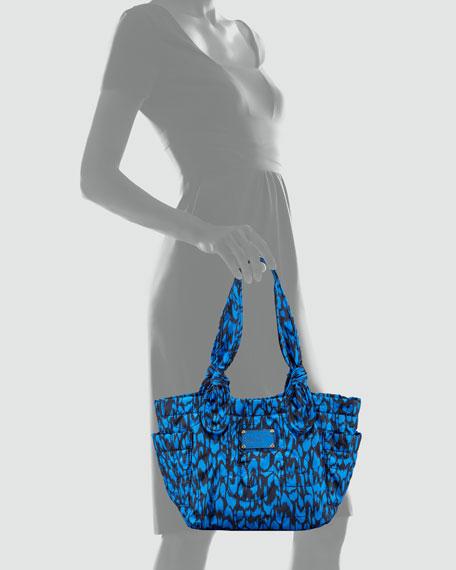 Pretty Nylon Kristine Tote Bag, Blue