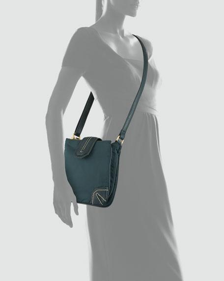 Lissie Crossbody Bag, Emerald