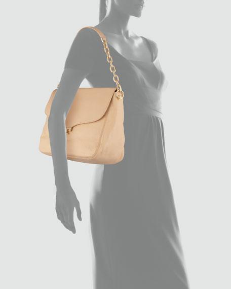 Megan Shoulder Bag, Sahara Ivory