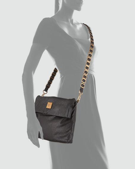 Louisa Messenger Bag, Black