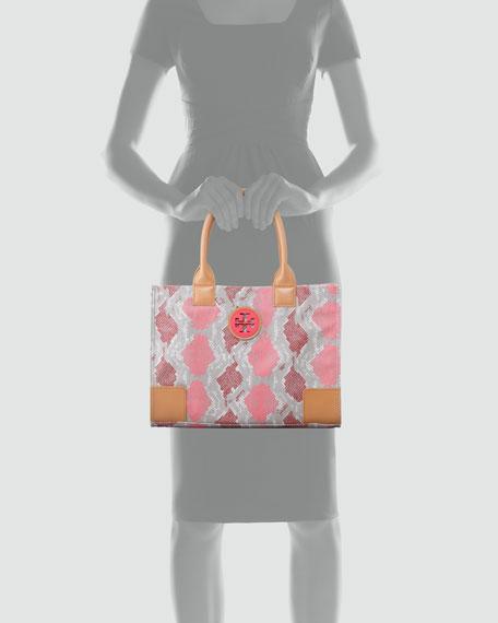 Ella Mini Tote Bag, Carnation