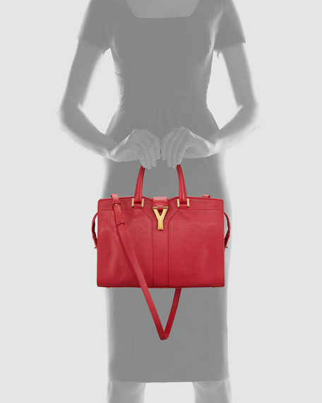 Chyc Mini Tote Bag, Rouge