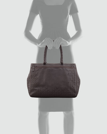Large Double Handle Tote Bag