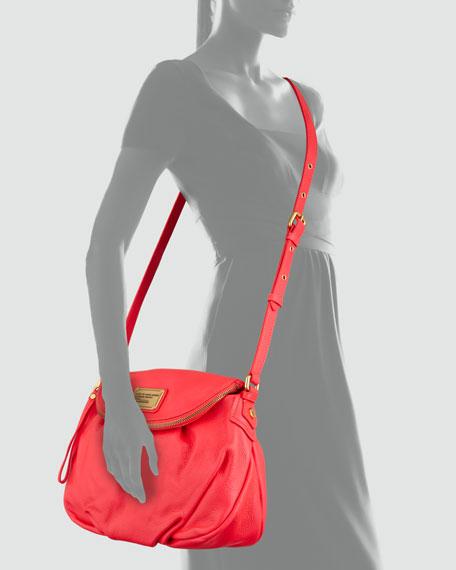 Classic Q Natasha Crossbody Bag, Diva Pink