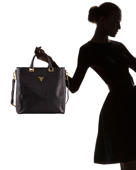 Large Double-Handle Tote Bag