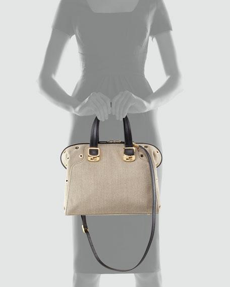 Chameleon Canvas Grommet Bag
