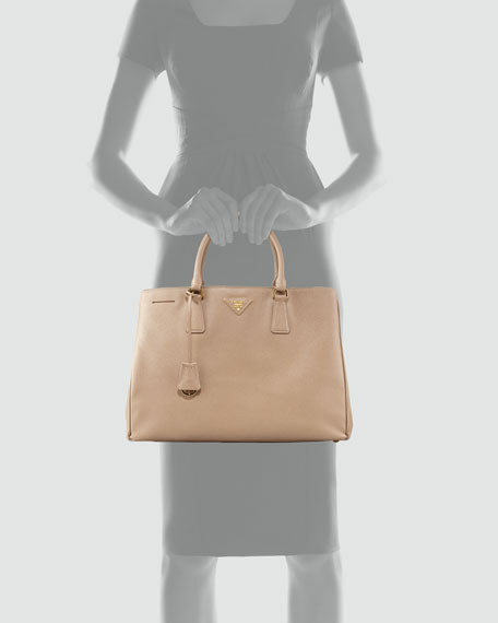 Medium Top-Handle Tote Bag
