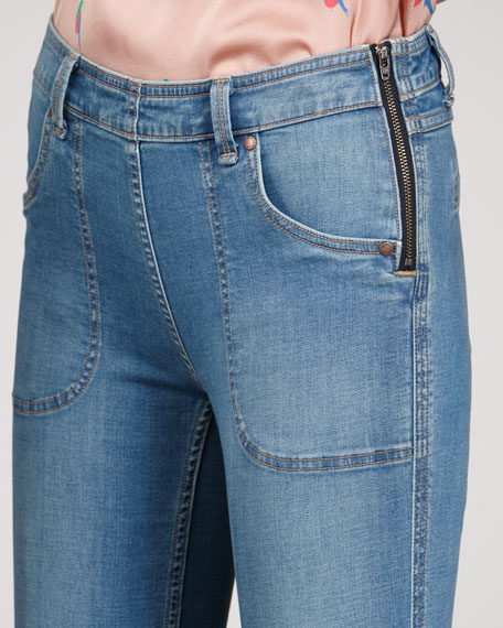 Workwear Wide-Leg Jeans