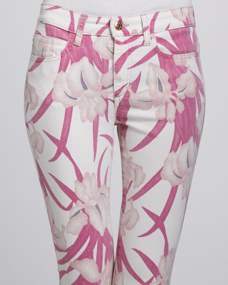 The High Water Electric Pink Jeans