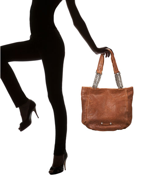 Nica Demilune Shoulder Bag
