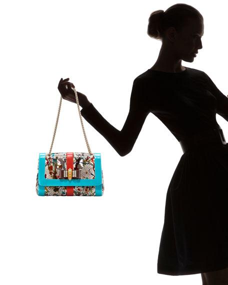 Sweet Charity Python Bag