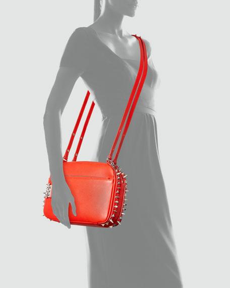 Roxanne Side-Studded Shoulder Bag