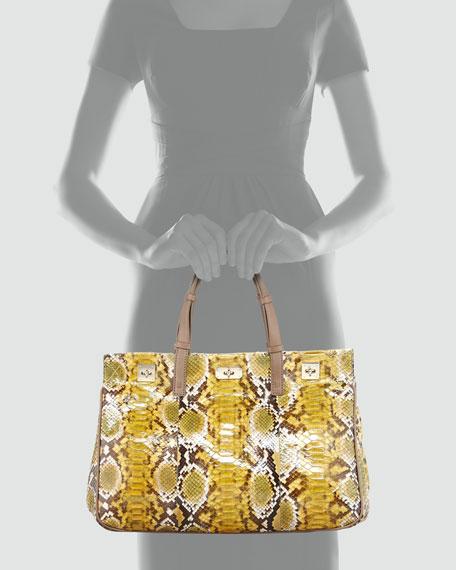Python Vault Handbag