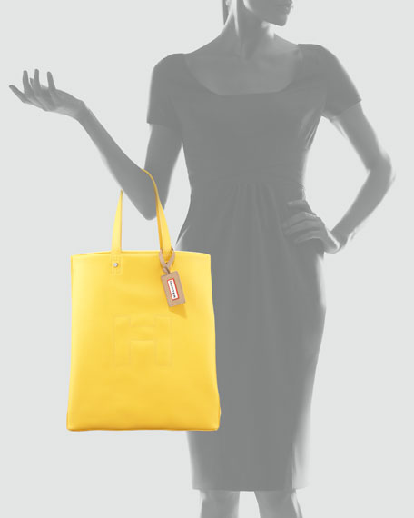 Tall Original Tote Bag, Rubber
