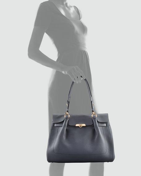 Fara Front Flap Tote Bag