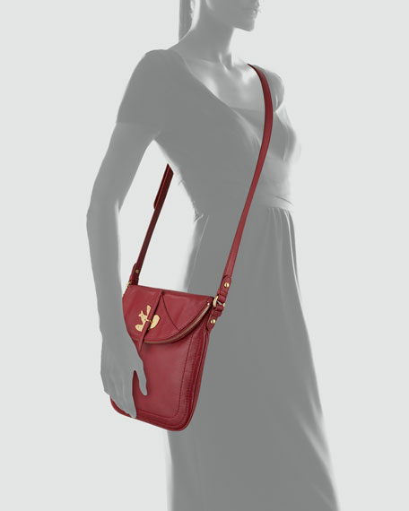 Petal to the Metal Sia Crossbody Bag