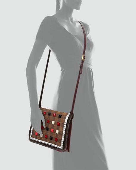 Daisy Clutch Bag, Large