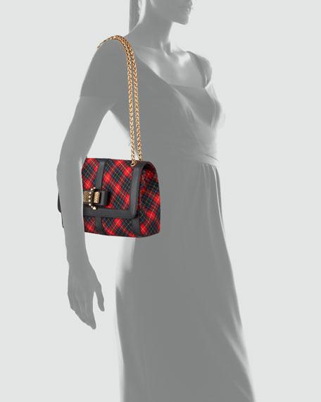 Sweet Charity Tartan Shoulder Bag