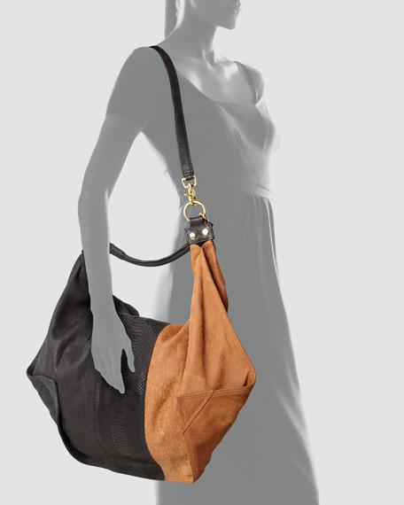 Dunnaway Colorblock Tote Bag