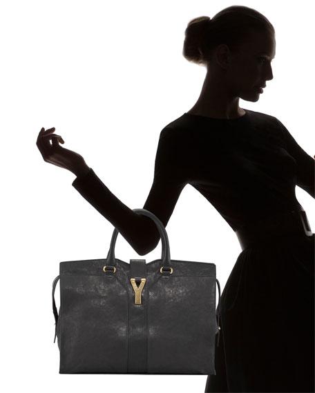 d0b541d833aa Yves Saint Laurent Cabas Chyc Tote Bag