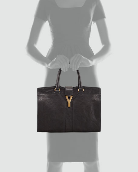 Cabas ChYc Tote Bag, Medium