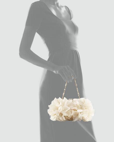 Brooke Floral Clutch Bag