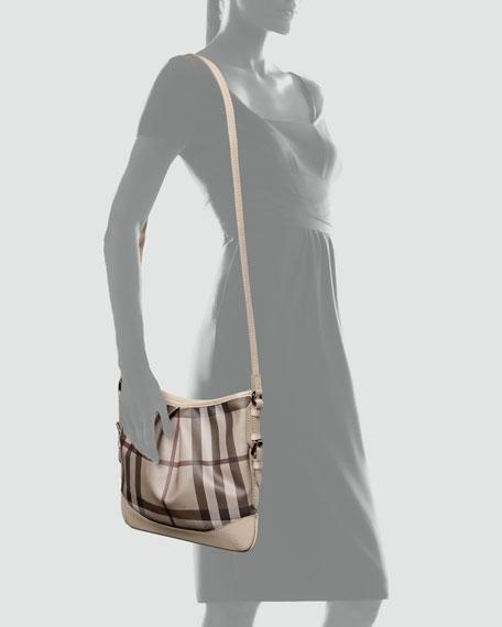 Check Shoulder Bag