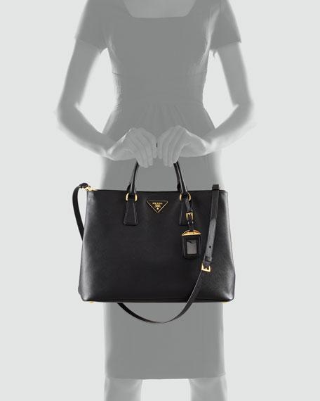 Saffiano Lux Tote Bag