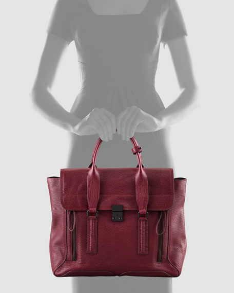Pashli Satchel Bag