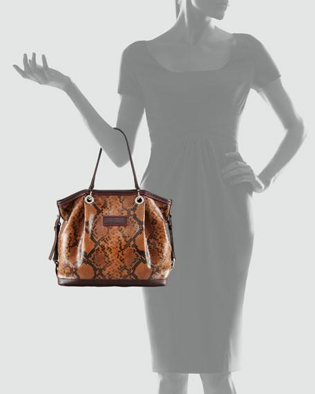 Reptiligne Handbag