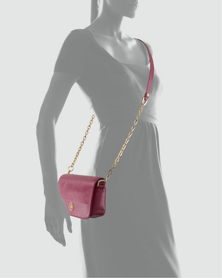 Robinson Mini Bag, Royal Fuchsia