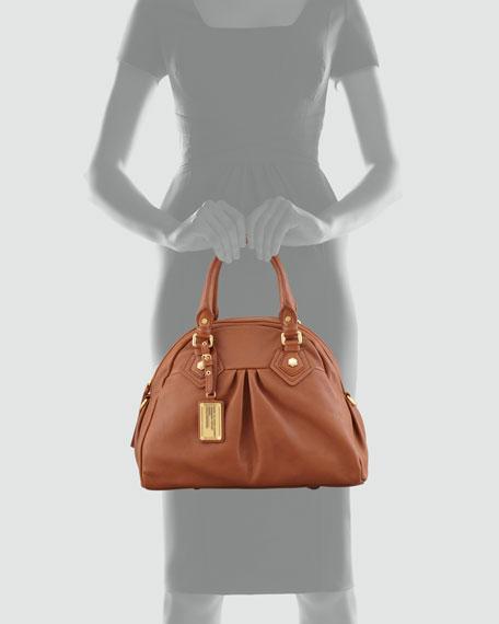 Baby Aiden Satchel Bag, Cinnamon Stick